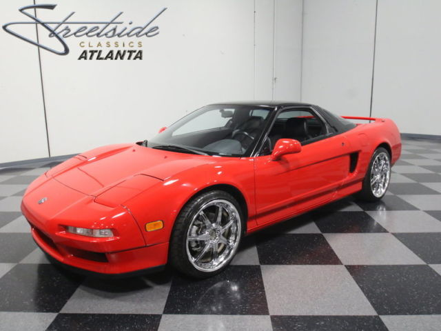1994 Acura NSX Base Coupe 2-Door