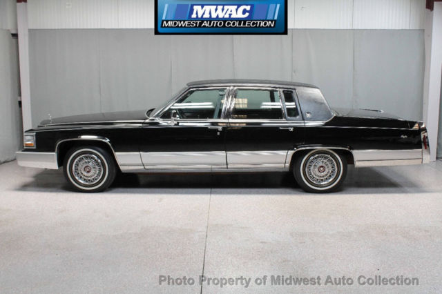 1992 Cadillac Brougham *WATCH VIDEO* 36K MILES - ONE OWNER -LAST YEAR MAD