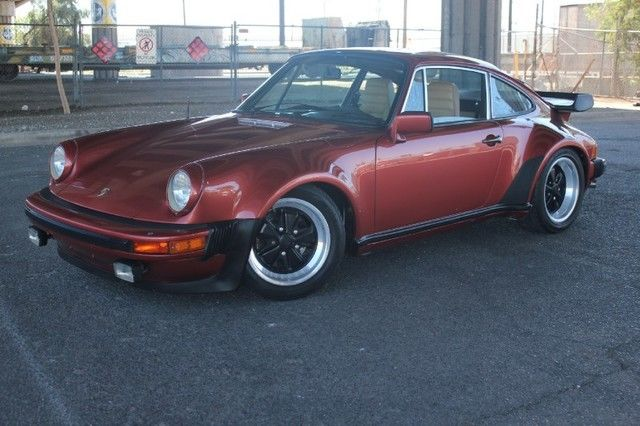 1979 Porsche 911 1 of Last 50 Produced