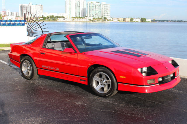 1988 Chevrolet Camaro 2-Dr Coupe