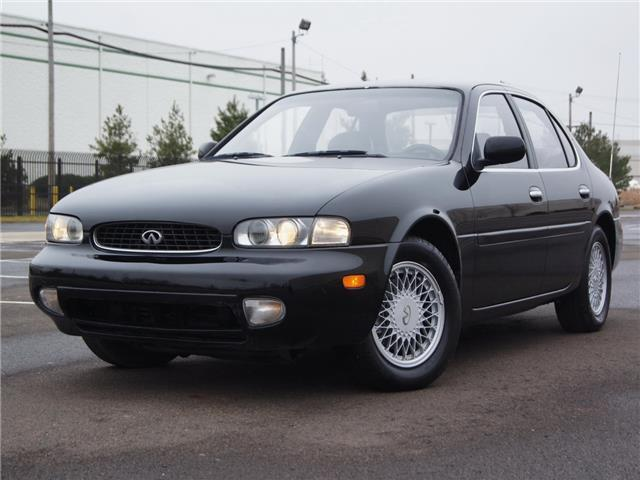 1993 Infiniti J30 4dr Sedan Personal Luxury