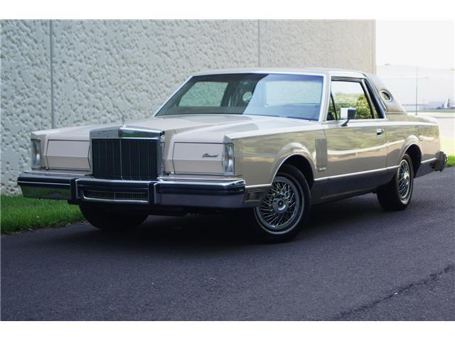 1981 Lincoln Mark Series Base Sedan 2-Door