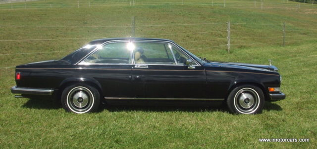 1986 Rolls-Royce Camargue Coupe