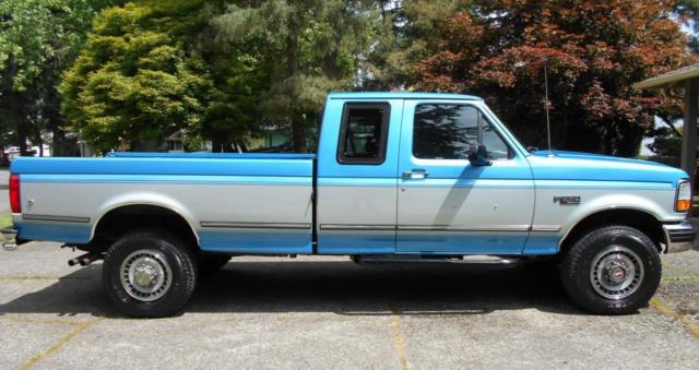 1993 Ford F-250 Longbed