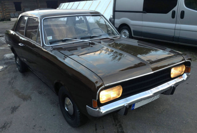 1971 Opel Other Rekord C