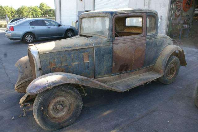 original 1932 chevrolet 5 window coupe chevy for sale