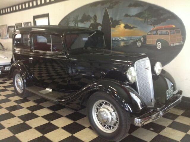 Original 1935 Chevrolet standard for sale: photos, technical