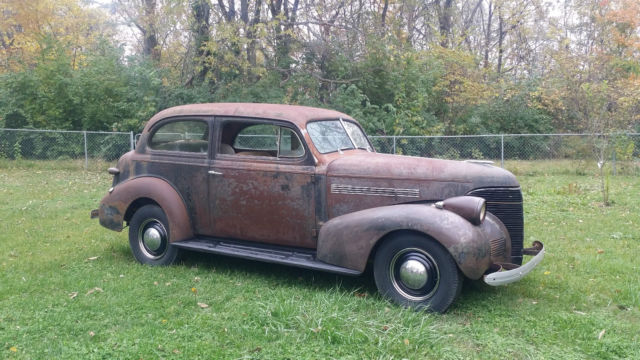 1939 Chevrolet Other 2 door