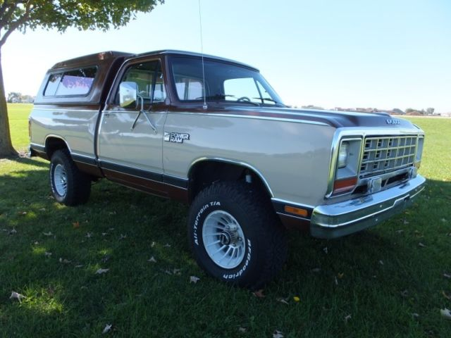original 1983 dodge power ram w150 charger wagon d150 1500 1981 1982 mopar nos for sale photos. Black Bedroom Furniture Sets. Home Design Ideas