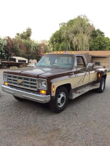 Original 77 Dually For Sale Photos Technical