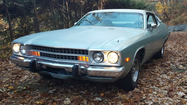1973 Plymouth Satellite Sebring Plus