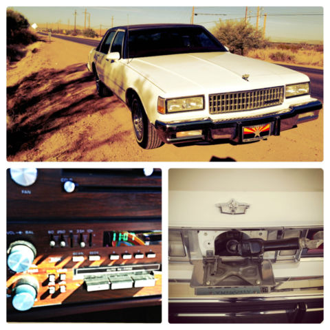 1988 Chevrolet Caprice Brougham Classic Caprice with LS Upgrades