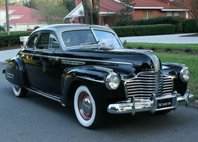 1941 Buick Other SUPER 8 SPORT COUPE - 34K ORIG MI