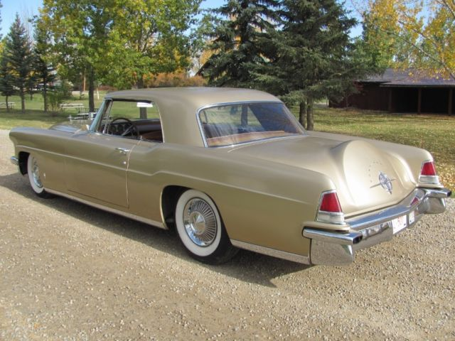 1956 Lincoln Continental Mark II Hardtop Sport Coupe