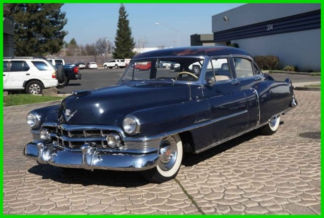 1950 Cadillac Series 62 4 Door Sedan Series 62