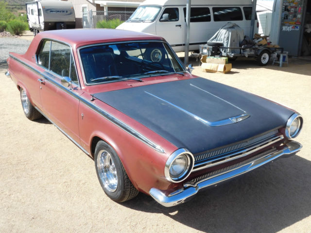 1964 Dodge Dart GT 2-dr coupe