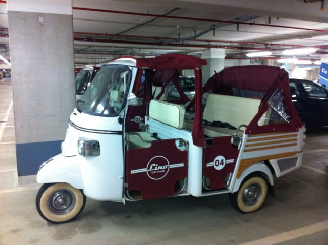1960 Other Makes Piaggio Ape Vespa Calessino Limited Edition 2012