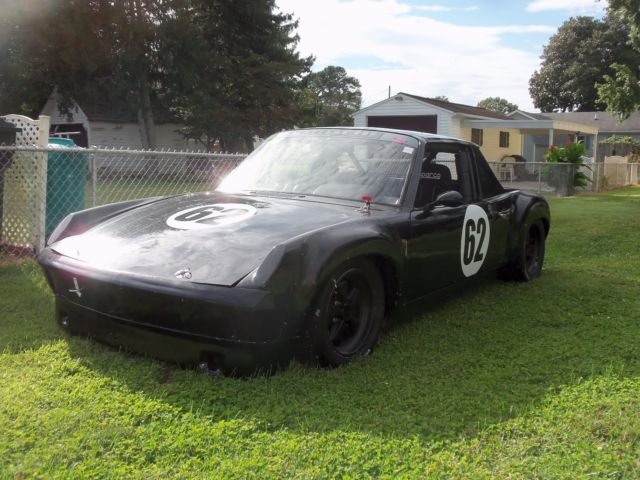 1976 Porsche 914 2.6 big bore monster