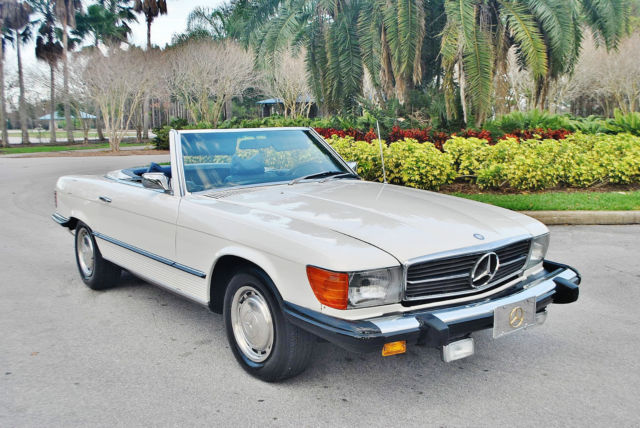 1973 Mercedes-Benz SL-Class Simply outstanding 63,358 miles
