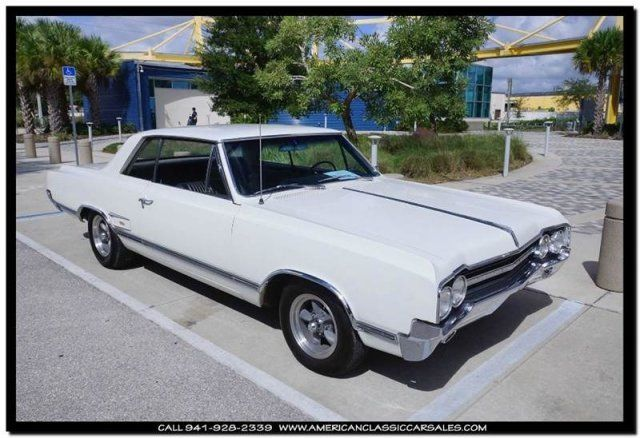 1965 Oldsmobile 442 All Original