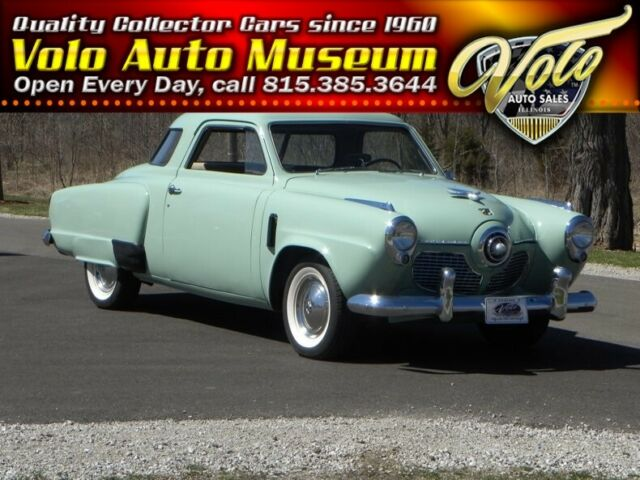 1951 Studebaker Champion Coupe