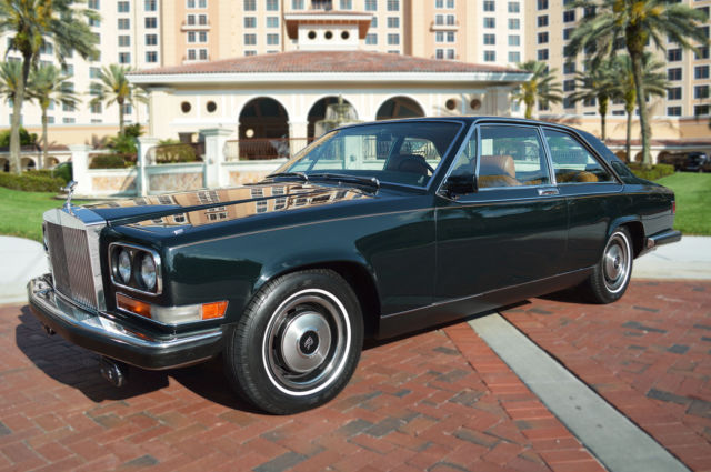 1976 Rolls-Royce Other Camargue