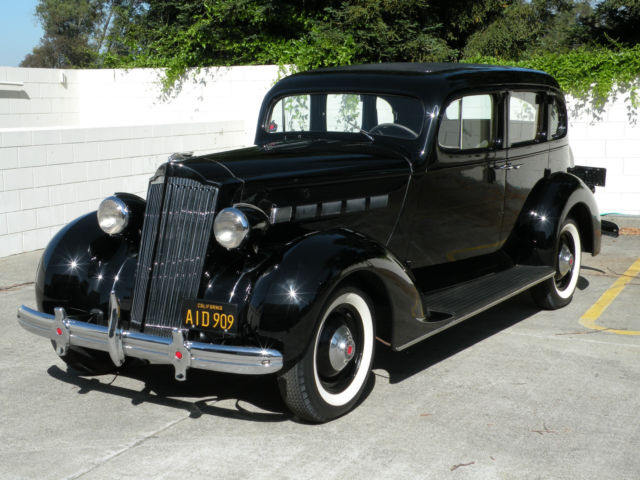 1936 Packard 120 TOURING SEDAN