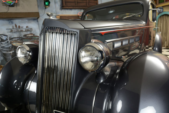 1936 Packard 120 / One Twenty