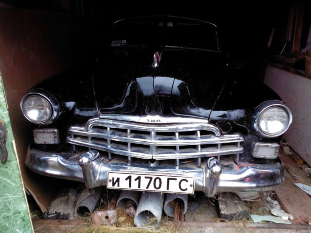 1956 Other Makes Gaz 12 ZiM