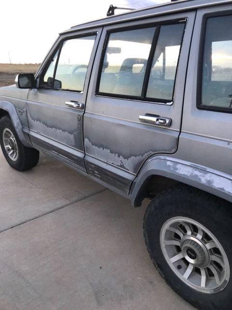 """Jeep Dealership Las Vegas >> Patrick Swayze's 1988 JEEP For Sale """"No Reserve"""" for sale ..."""