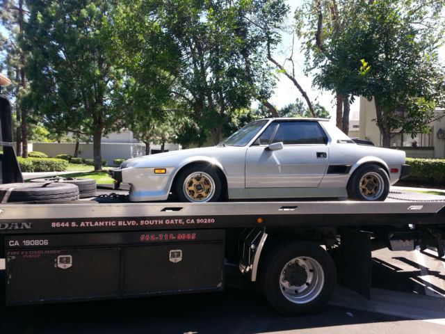 Pbs 1979 Fiat X1 9 For Sale Photos Technical