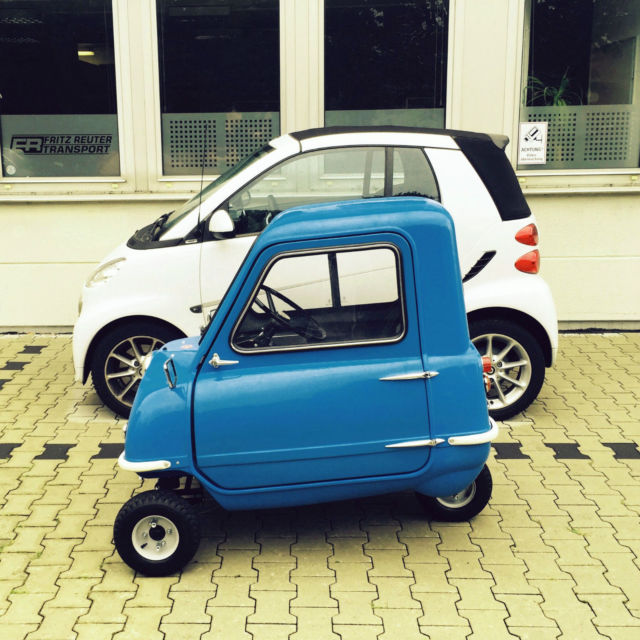 1963 Other Makes Peel P50