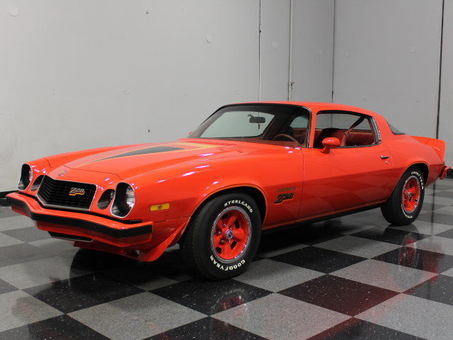 1977 Chevrolet Camaro RS/LT