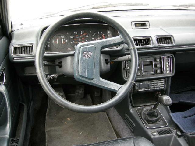 peugeot 1984 505 sti for sale photos technical specifications rh topclassiccarsforsale com Peugeot 404 Peugeot 504