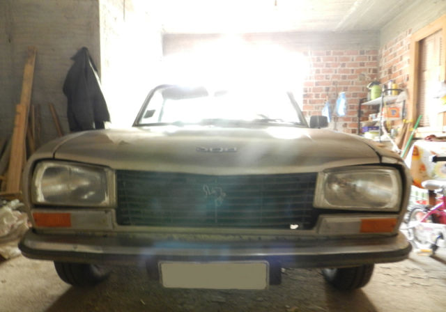 1974 Other Makes Peugeot  304