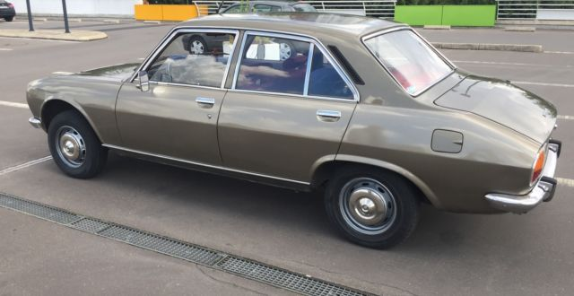 Peugeot 504 Ti Collection French Car For Sale Photos Technical