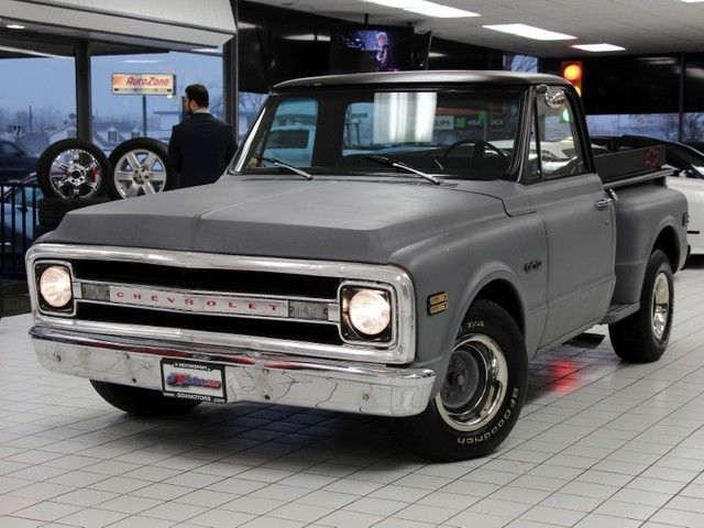 1969 Chevrolet C-10 Pickup New Tires Wood Bed liner