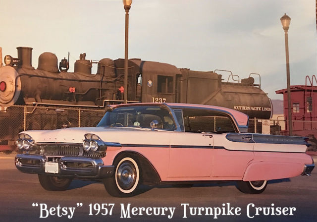 1957 Mercury Other 4 Door Turnpike Cruiser