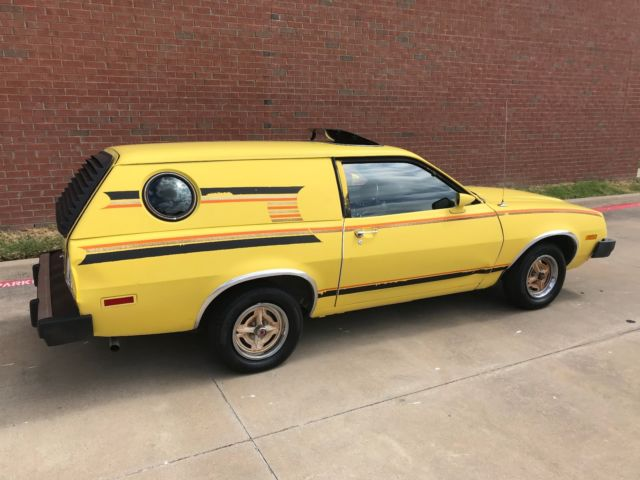 1979 Ford Pinto