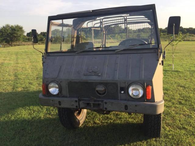 Pinzgauer Unimog Military located in Oklahoma for sale: photos