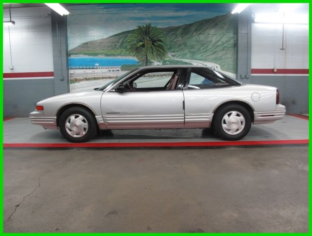 1993 Oldsmobile Cutlass Special Edition