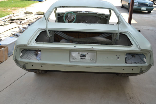 Plymouth 1970 Cuda Pro Mod Project Car 60 Complete Crate