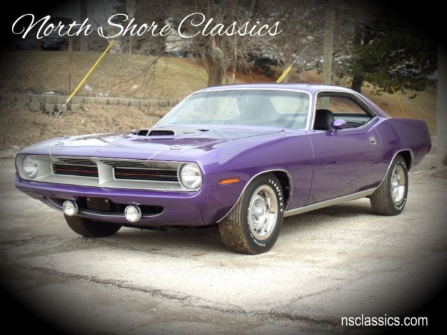 1970 Plymouth Barracuda/Cuda - 2017 COMPLETE NUT AND BOLT RESTORATION- BROADCAS