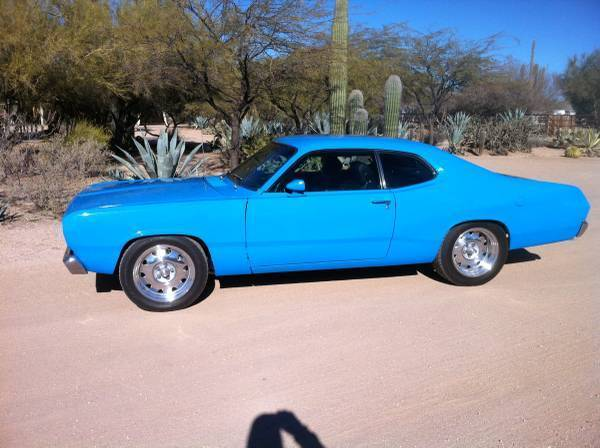 1972 Plymouth Duster PRO TOURING DUSTER