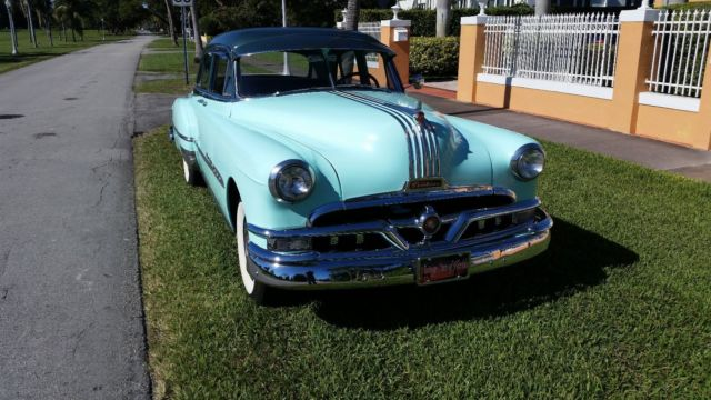 1951 Pontiac Chieftain Eight