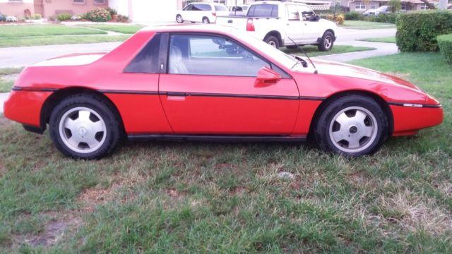 Pontiac Fiero For Sale Nice