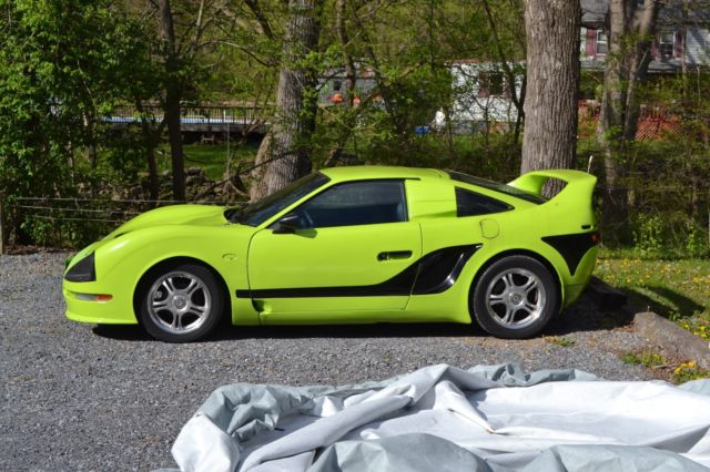 Cars For Sale In Virginia >> Pontiac Fiero with V8 Conversion for sale: photos, technical specifications, description