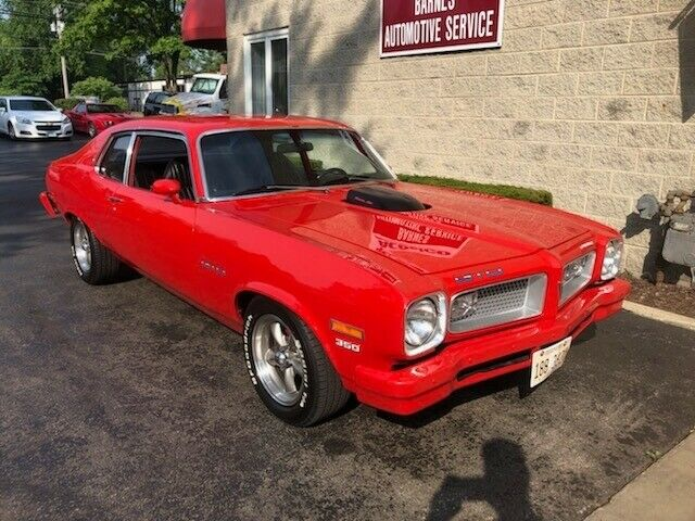 Pontiac GTO Red with 0 Miles, for sale!