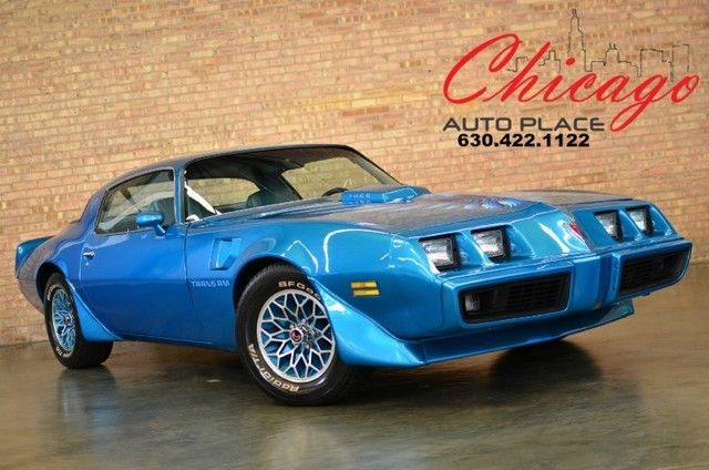 1979 Pontiac Trans Am TRANS AM - CLASSIC CAR - FIREBIRD - COLLECTOR CAR - RARE