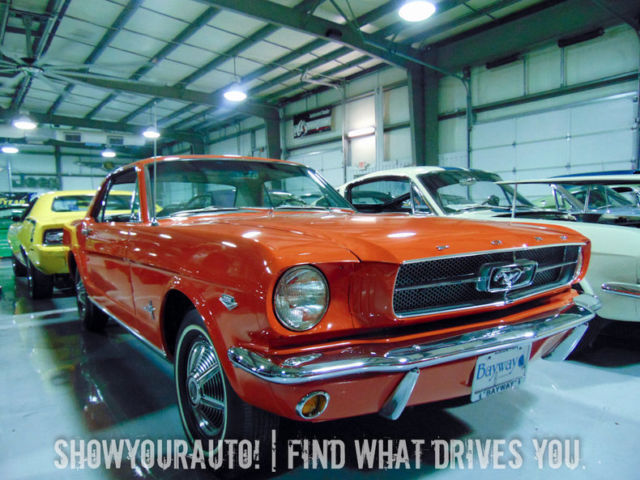 1965 Ford Mustang --